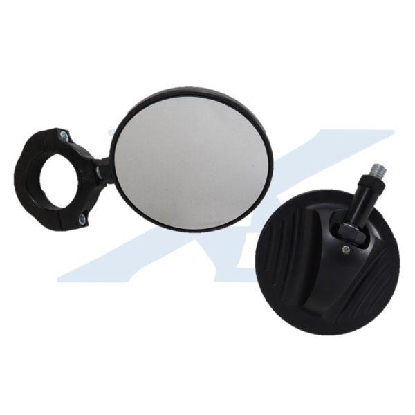 round Side mirror