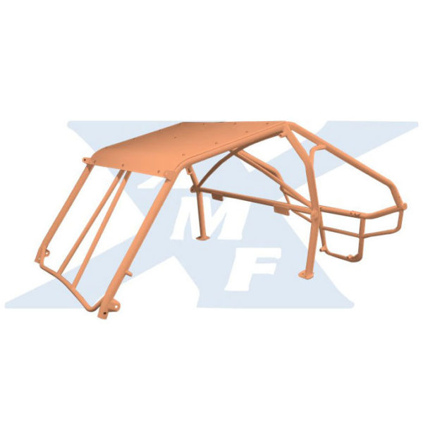 rzr 170 racing roll cage