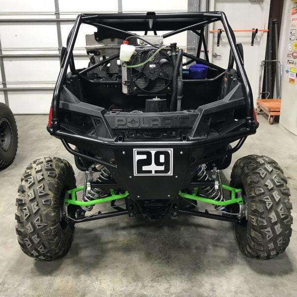 RZR 570 Race Cage