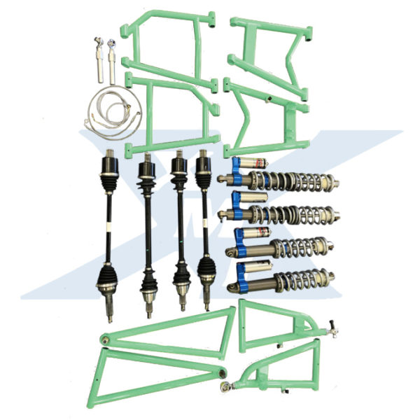 RZR 570 Long Travel Kit